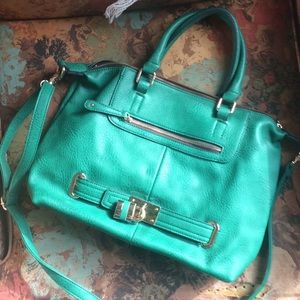 Handbags - Emerald Green Purse